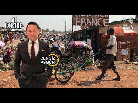 Fransa'nın Afrika'da başlatmak istediği yeni macera;