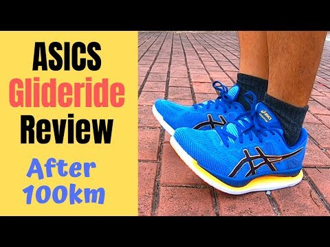 asics-glideride-review-after-100km-|-running-shoes-review