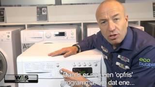 Indesit IDCE8454 warmtepompdroger met Energy Save. Bekijk hier de Digitale Verkoper video!