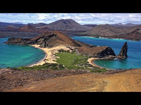 Cruising Galápagos in 4K (Ultra HD)