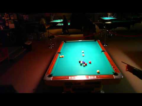 Red Shoes Billiards 60803 camera 1 - YouTube