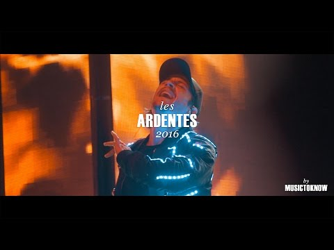 Aftermovie #44 → Festival les Ardentes 2016