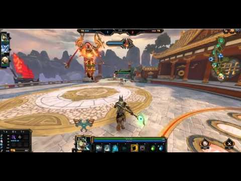 видео: smite - Начало игры,(победа),Анубис #1