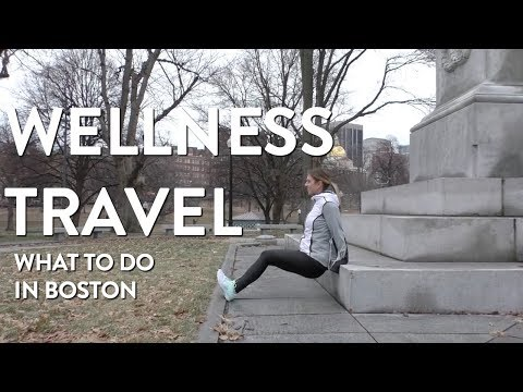 Wellness Travel | What To Do in Boston - Boston Common Fitness