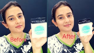 Maybelline White Super Fresh Compact Best amp Affordable Begginers Must Have SWATI BHAMBRA