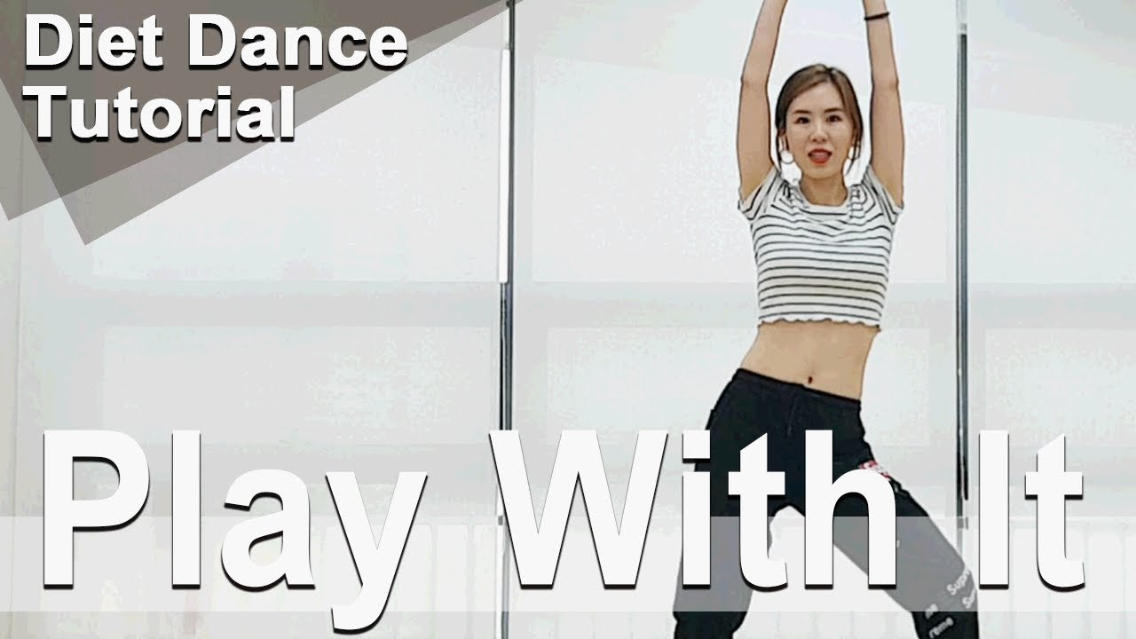 [Tutorial] Play With It. Sean Sahand. Dance Workout. Choreo by Sunny. SunnyFunnyFitness. Diet Dance.