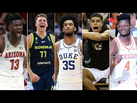 2018 NBA Mock Draft (Full first round)