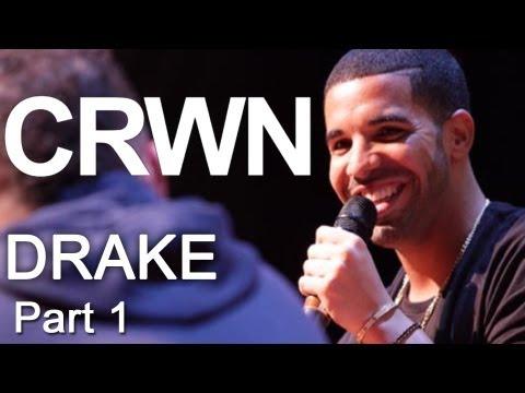 CRWN w/ Elliott Wilson Ep. 5 Pt. 1 of 3: Drake Talks Kendrick's 'Control' Verse