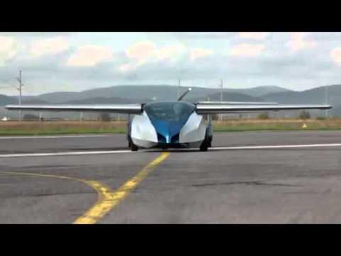 CANGGIH  Mobil Terbang Buatan Slovakia