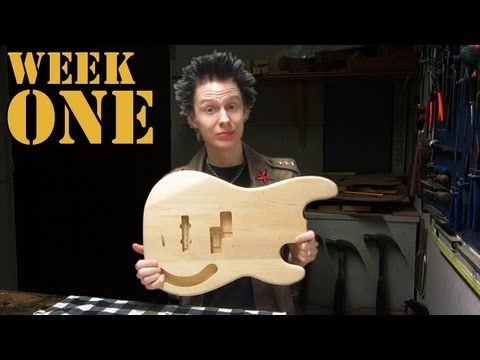 Precision Bass Build: Week One
