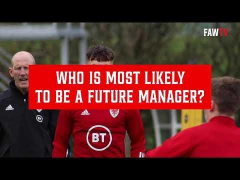 Cymru U21 - Quick fire questions