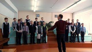 Хор мальчиков «Орлята»  гимназии имени В.А.Надькина