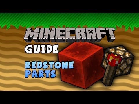The Minecraft Guide - 08 - Redstone Parts