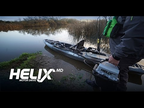 The Helix MD™ Motor Drive | Wilderness Systems Kayaks | USA