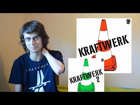 Kraftwerk - Kraftwerk & Kraftwerk 2 (Album Reviews)