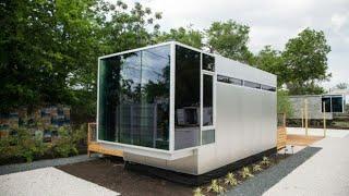 KASITA tiny house of the future.