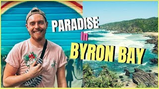 BYRON BAY 🌸| NIMBIN TOUR | Backpacking Australia
