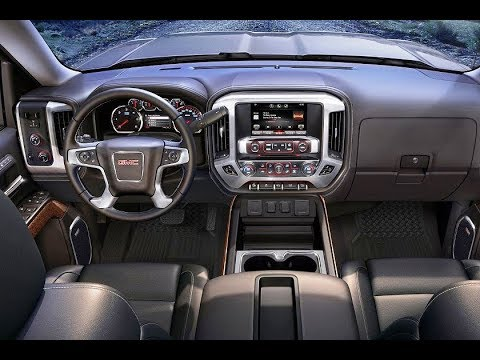 New GMC Sierra Denali Concept 2019 - 2020 Review, Photos ...