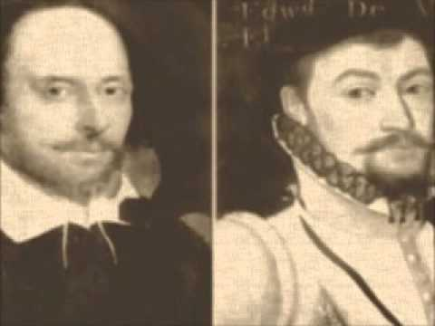 edward de vere william shakespeare Spoiler alert: edward de vere, the earl of oxford did it, and william shakespeare  was merely the front man in this version, which the new york.