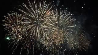 Салют - 13 июля 2018 в День города и День Металлурга в Магнитогорске
