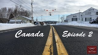 Canada en Drone - Episode 2 Montmorency et Fjords du Saguenay [HD]