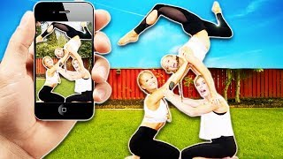 Download HOW TO MUSiCAL.LY Gymnastics with the RYBKA TWiNS Mp3 and Videos