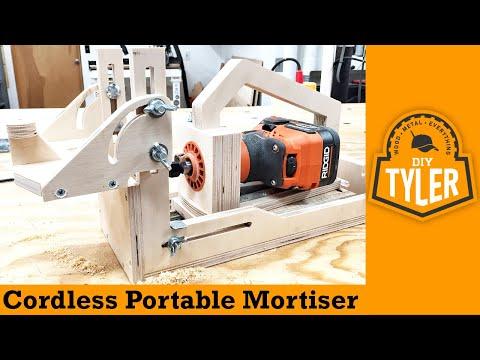 MCN Teach 3 Door Mortiser JJ Smith Woodworking Machinery | Doovi