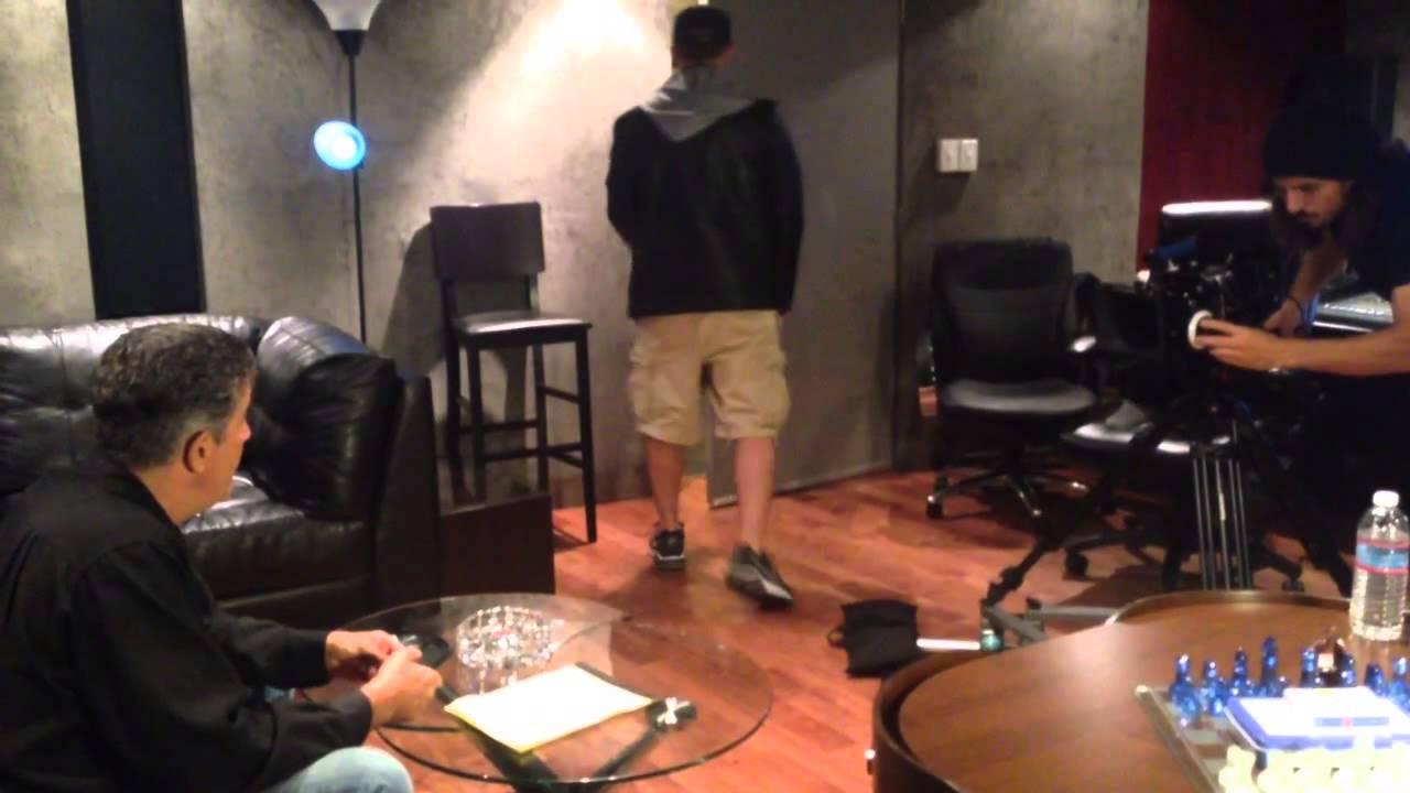 Guts over Fear - Behind the scenes #14  (Final Eminem studi