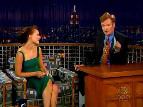 Conan O'Brien 'Natalie Portman 8/3/04
