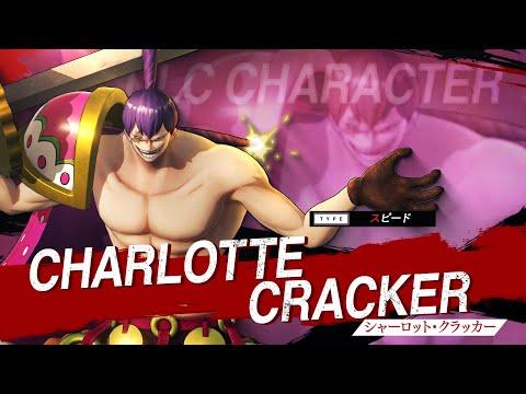 「ONE PIECE 海賊無双4」DLCキャラクター紹介映像~クラッカー~ PS4/Nintendo Switch/XboxOne