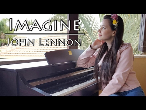 John Lennon - Imagine   Piano cover by Yuval Salomon