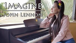 Download John Lennon - Imagine | Piano cover by Yuval Salomon Mp3 and Videos