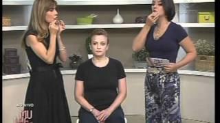 Cooking | Exercícios Faciais Programa Mulheres 30 11 2011