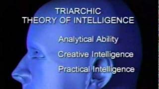 intelligence triarchic theory of intelligence