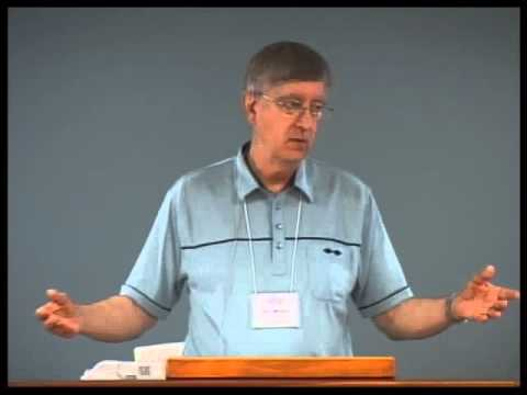 02 - 2012 CTS - Ron Minton - Textual Criticism on the Majority Text - Part 1