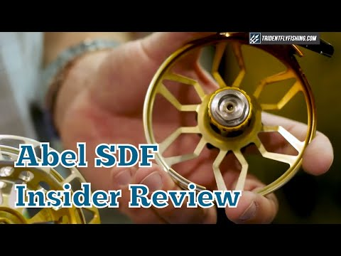 Abel SDF Fly Reel (Sealed Drag Fresh) - Jeff Patterson Insider Review