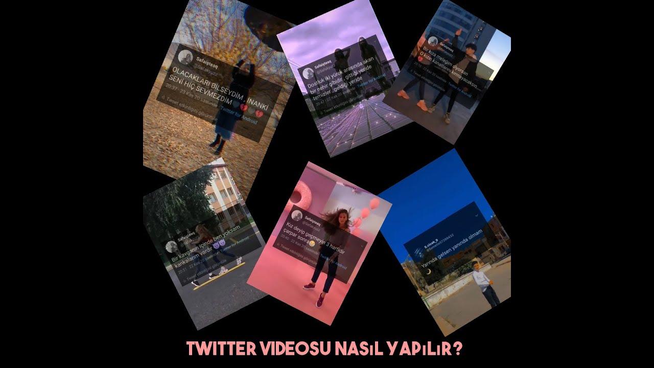 Müzikli Twitter Yazılı Duygusal Tiktok Videoları (Karışık)#2
