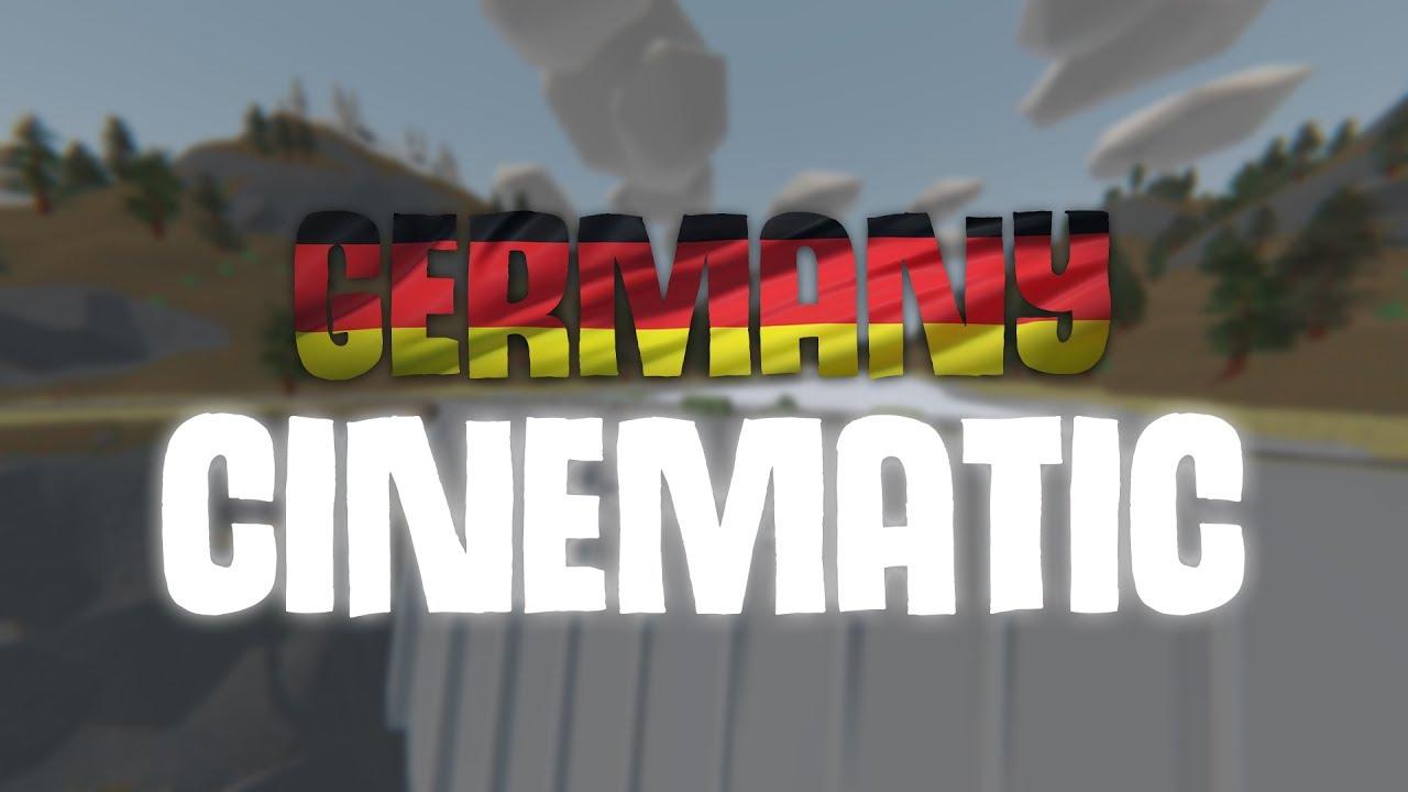 UNTURNED GERMANY MAP CINEMATIC YouTube - Japan map unturned