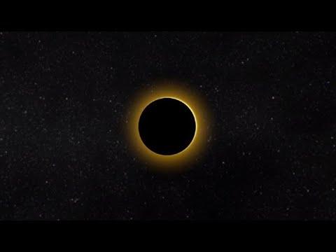 El eclipse de Sol
