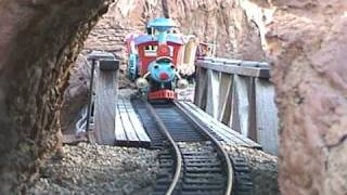 Casey Jr. Rides the CPTRR