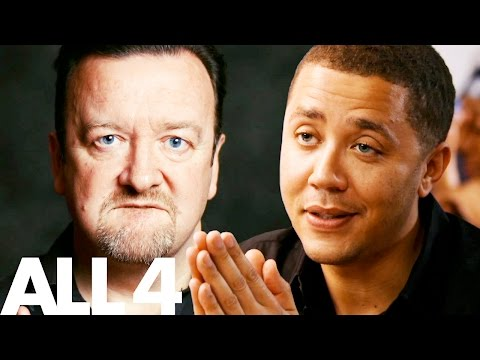 Ricky Gervais Quits And Obama Wants Better Service From the Lookalikes Agency