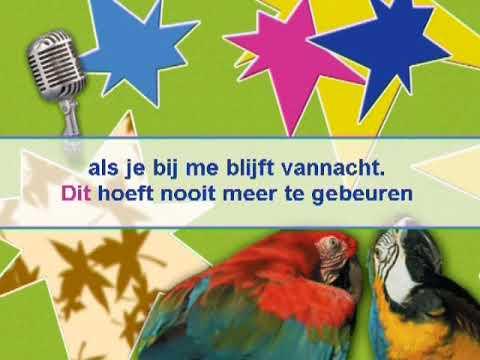 Guus Meeuwis -  Geef mij je angst ( KARAOKE ) Lyrics