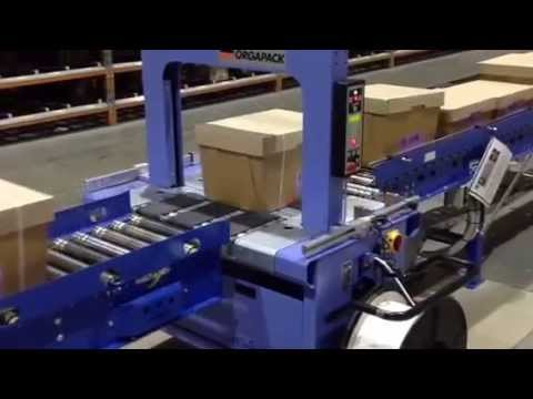 Orgapack Or M 550 Fully Automatic Strapping Machine