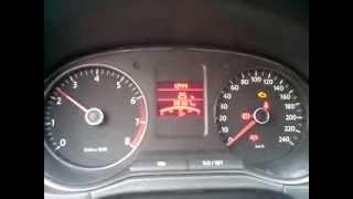 видео VW Polo ошибки EPC+ChekEngine