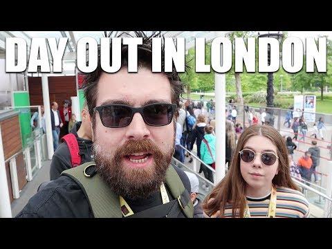 DAY OUT IN LONDON, MAY 2018 | LONDON EYE, SHREK, SEA LIFE & CAMDEN | FAMILY VLOG