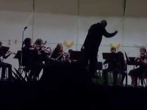 Chamber Music Concert, South Brandywine Middle School, May 7, 2017 (Arabian Dream)