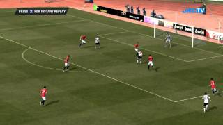 FIFA 12 - Starting Cup - Roma vs. Manchester United