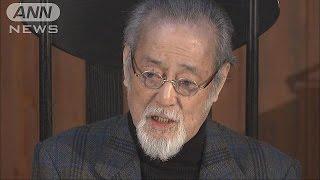 今年度の文化勲章にノーベル賞受賞が決まった大村智さん(80)と梶田隆...