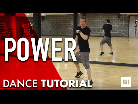 POWER by Little Mix ft Stormzy | Dance TUTORIAL Video | @BrendonHansford Choreography