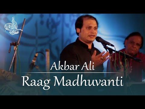 Raag Madhuvanti by Akbar Ali